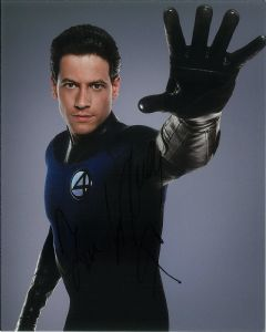 Loan Gruffudd, as Mr Fantastic,  FANTASTIC FOUR,  Genuine Signed Autograph10x8  10588